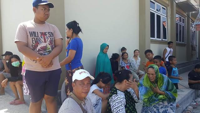 Wabup Victor dan Tim  Relawan Tana Toraja Tiba di Palu, Ini yang Mereka Jumpai di Pengungsian