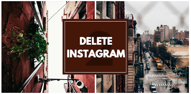 Can you delete an Instagram account?