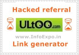 www.infoexpo.in -- Ultoo hacked referrer link generator.
