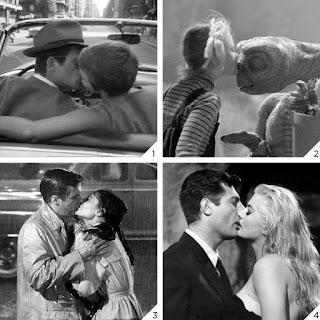 Beijos e mais beijos, Dia do beijo