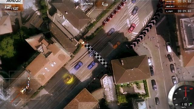 Real World Racing PC Games Screenshots