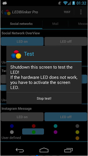 LED Blinker PRO v7.0.0 [PAID]