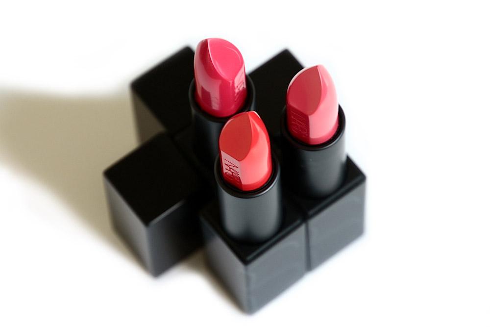 nars audacious lipstick rouge à lèvres audace avis test swatch