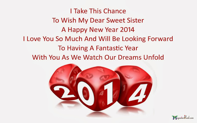 New Year Poems Happy New Year 2014 Wishes Quotes: Happy New Year 2014 Quotes For Greeting Messages