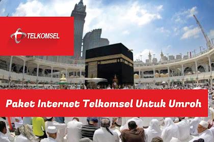Paket Internet Telkomsel Untuk Umroh