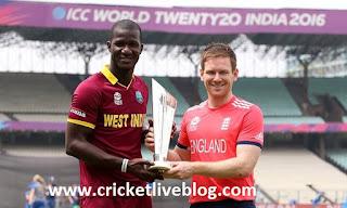 eng vs west indies live score final match icc world t20