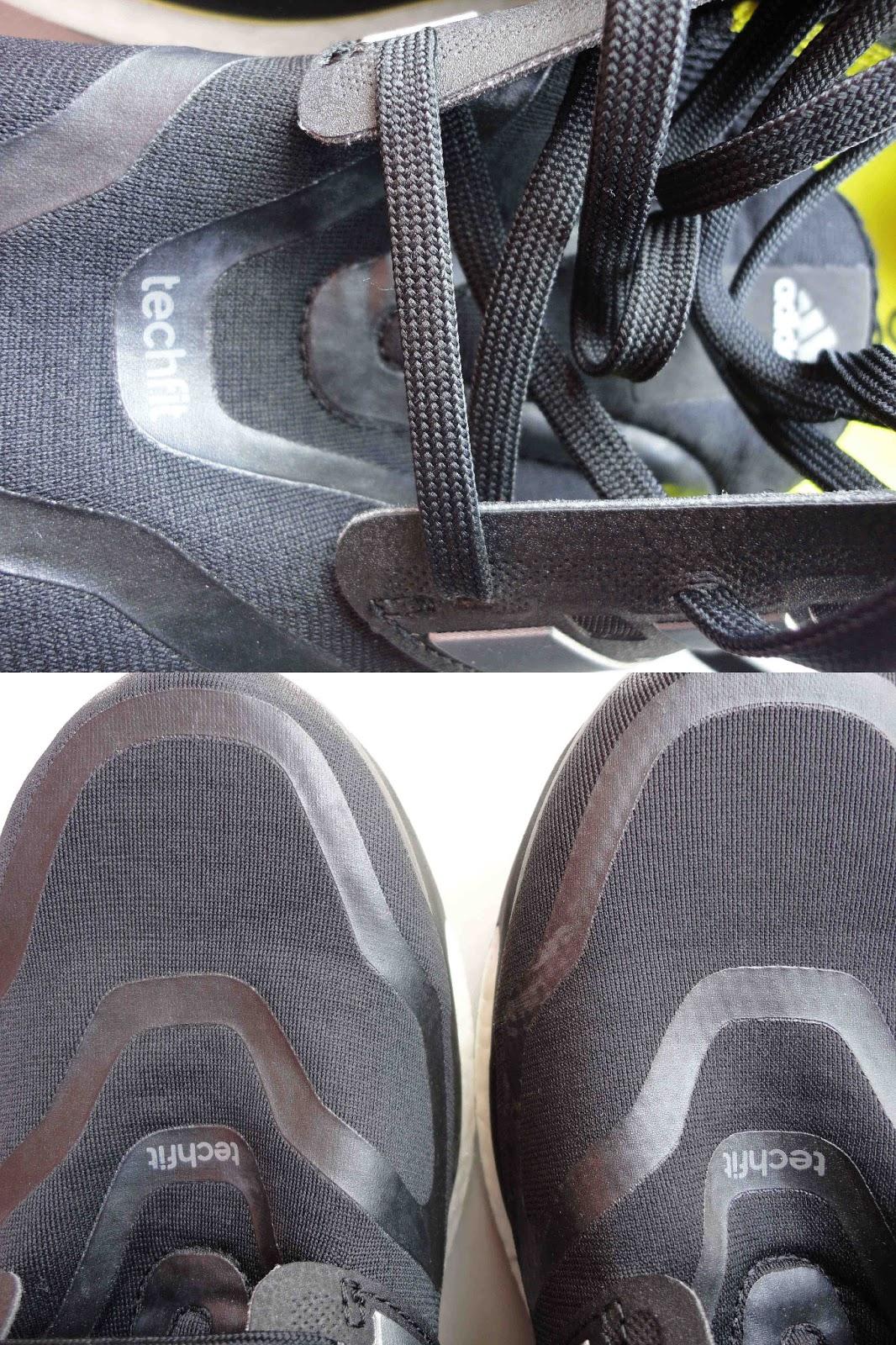 detailed look 2ce6b 35ce8 Il TechFit per la prima volta nelle Adidas Shoes!