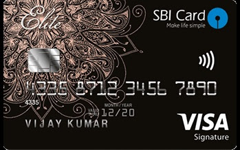 sbi-elite-credit-card