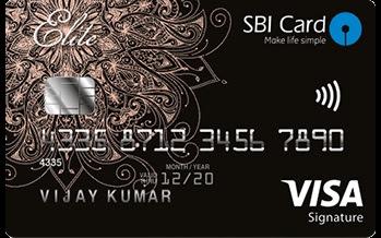 sbi-elite-credit-card
