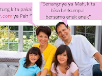 Lebih Banyak Waktu Buat Keluarga Dengan Solusi Pembayaran Keluarga di Bebasbayar.com
