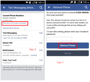 How do i remove my phone number from facebook freemium facebook how2bdo2bi2bremove2bmy2bphone2bnumber2bon ccuart Images