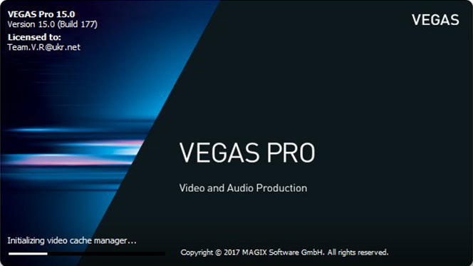 MAGIX VEGAS Pro v15.0.0.216 [x64] Multilenguaje [Edición de Video] Español Full Crack