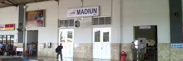 Daftar Jadwal Kereta Api di Stasiun Madiun