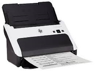 Picture HP Scanjet Professional 3000 Printer