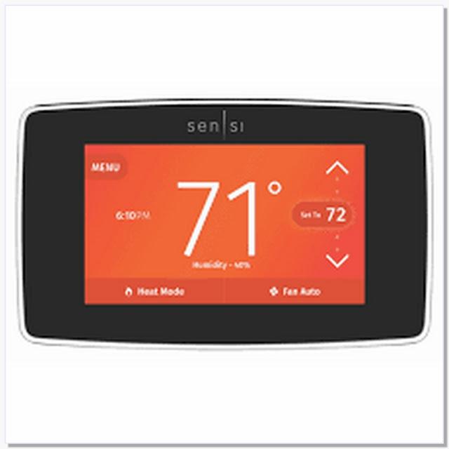Sensi wifi thermostat no c wire