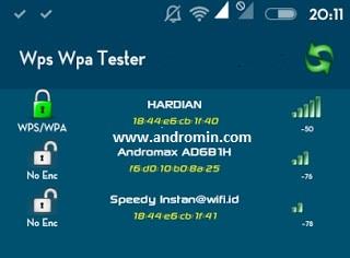 cara membobol wifi dengan android | andromin.com