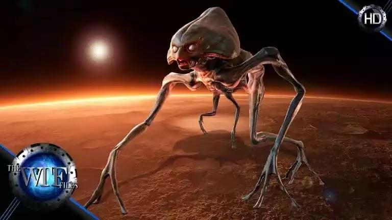 Βρέθηκε Μυστηριώδες Μήνυμα στον Άρη. Η NASA λέει Δεν Έχει Ιδέα πως Δημιουργήθηκε