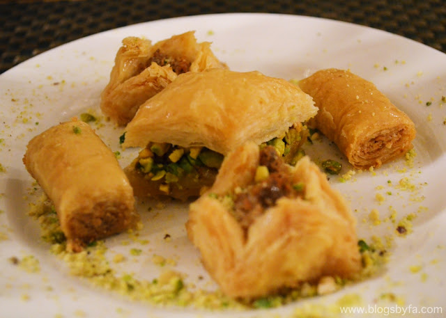 Leila Halal Moroccan Lebanese cuisine in London