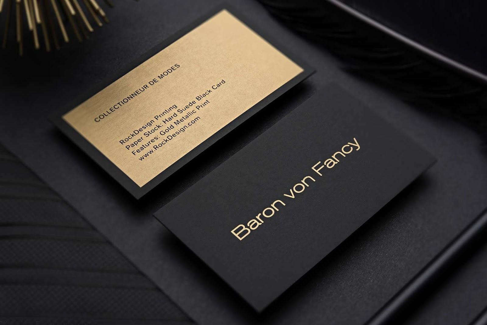 Luxury Business Cards Card Tips