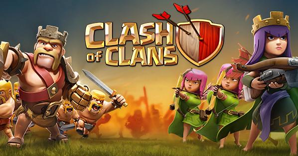 clash of clans loot besar