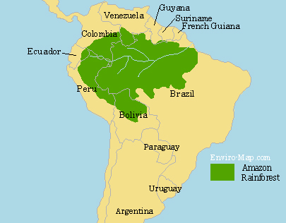 20 Billion From Bp >> Maggie McGee Goes Green!: Pollution in the Amazon
