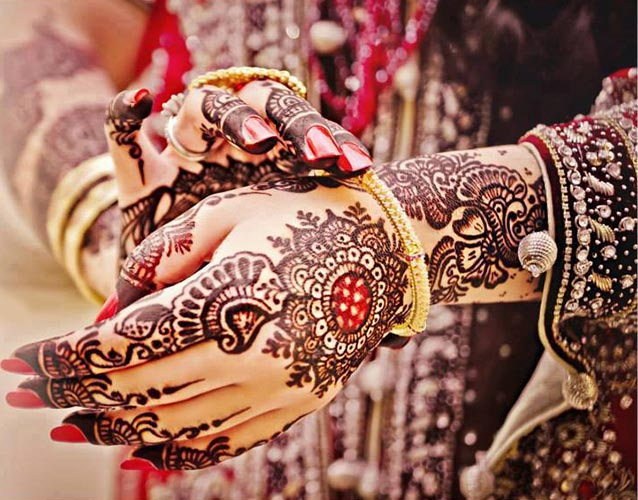 Mehndi Designs for Wedding