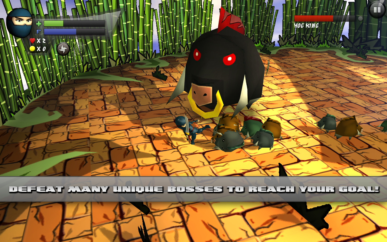 Download Ninja Guy Free Full Version