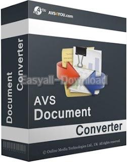 AVS Document Converter 3.1.2.247 [Full Patch] โปรแกรมแปลงไฟล์เอกสาร