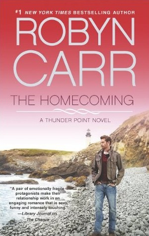 The Homecoming. Book cover