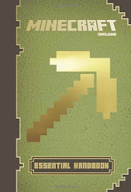 Minecraft Essential Handbook Media
