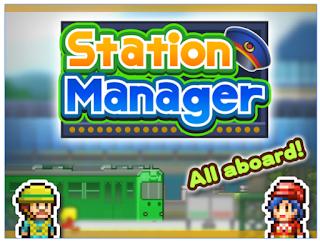 Station Manager v1.2.2 Mod Apk Gratis Terbaru