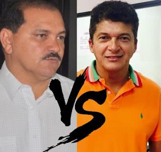 Rubens Pereira e Marcos Caldas trocam murros e tapas dentro de gabinete na Assembleia