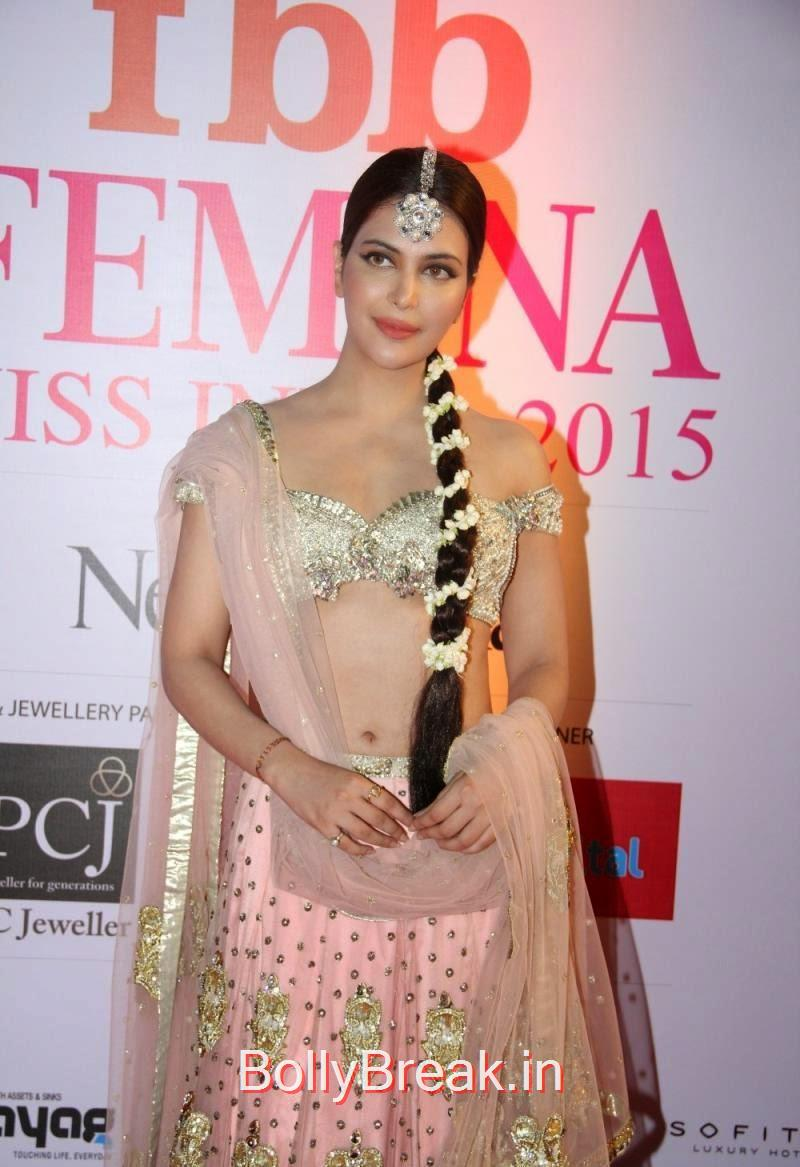 ,  Ankita Shorey Hot Pics from Femina Miss India 2015
