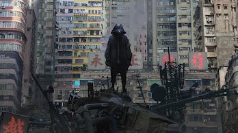 Cyberpunk, Sci-Fi, Digital Art, 4K, #160