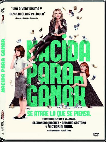 Nacida Para Ganar – Castellano DVD9