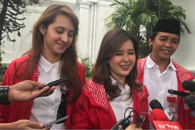 Kata Jokowi soal Pertemuan 90 Menit dengan PSI di Istana