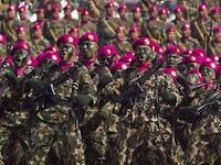 DAHSYAT !!! Kekuatan Marinir Indonesia Masuk Tiga Besar di Dunia