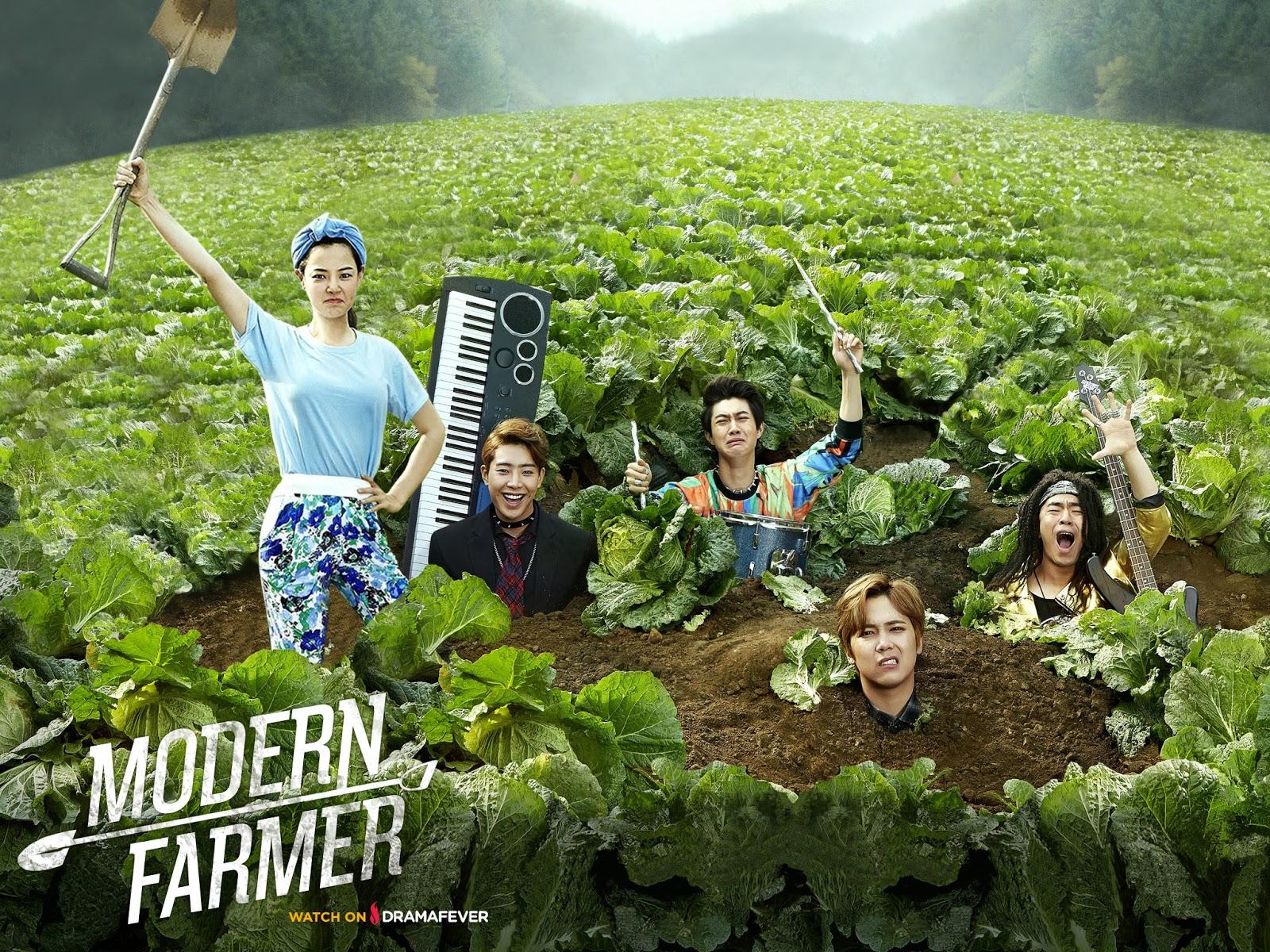 MODERN FARMER: Drama Tentang Sistem Pertanian Modern di Korea Selatan