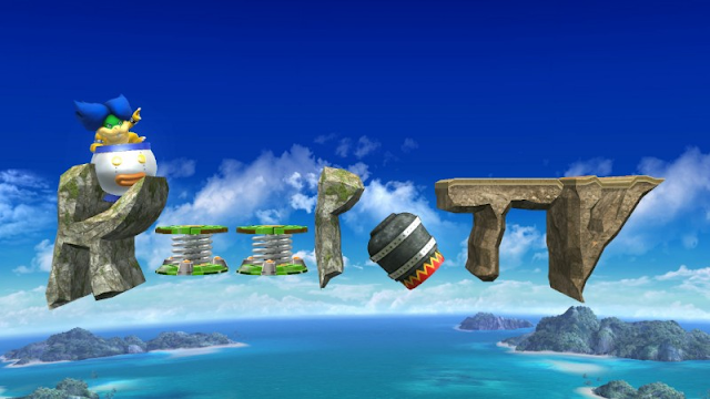 KoopaTV Super Smash Bros. For Wii U Stage Builder custom stages Ludwig Von Koopa
