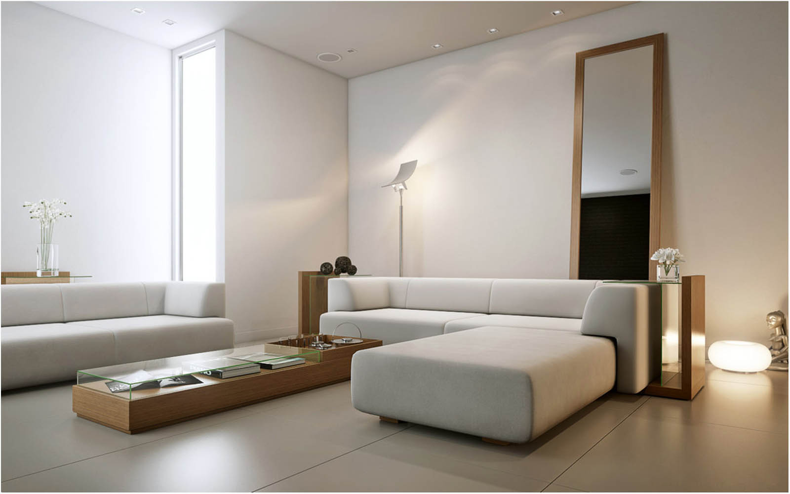 Room Background Wallpaper: Modern Living Room Paos