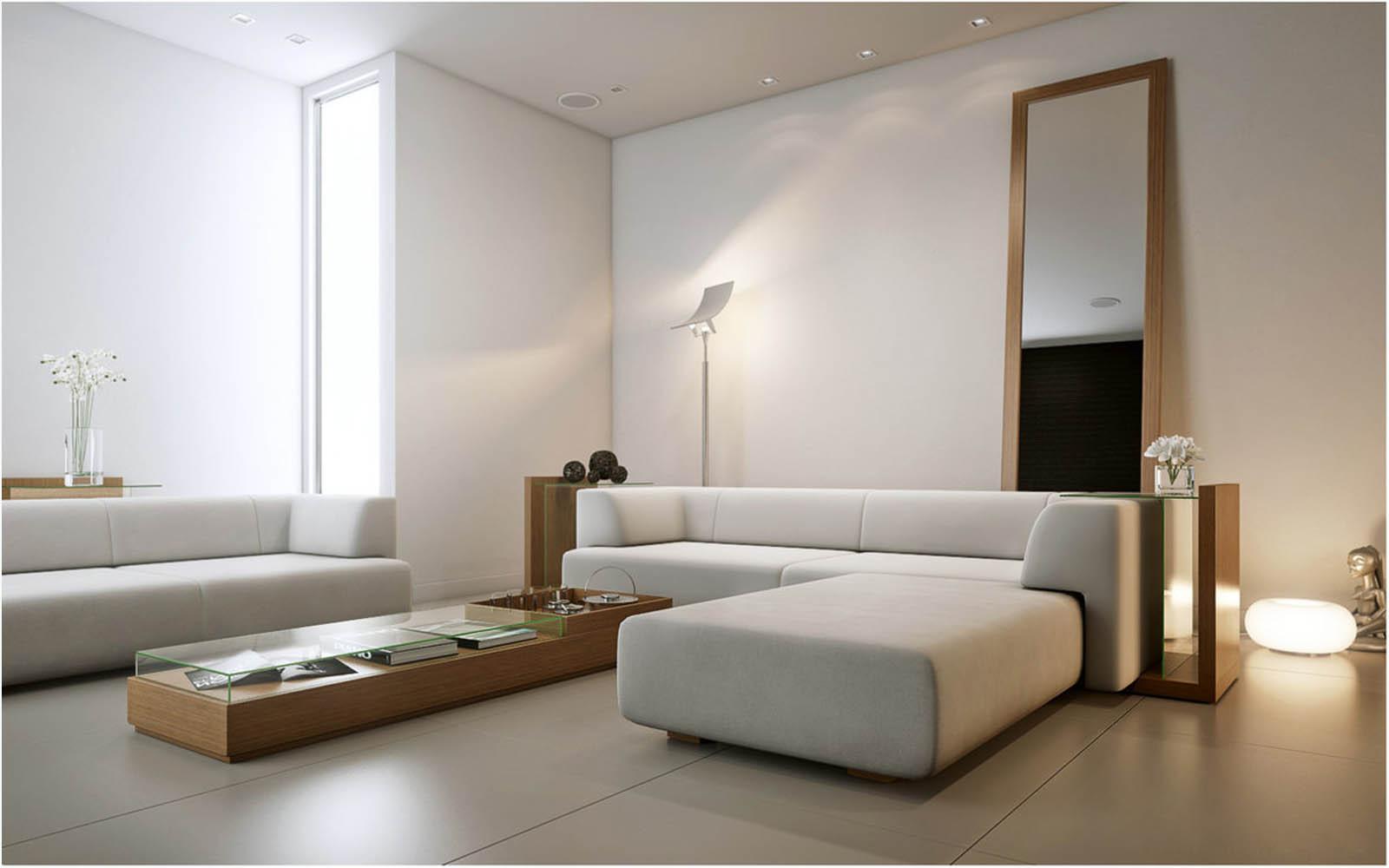 wallpapers: Modern Living Room Photos