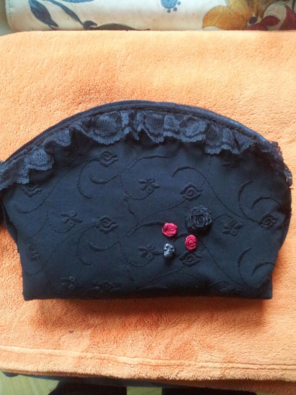 Debbie Mackay S Handmade Gothic Tasche Nahen
