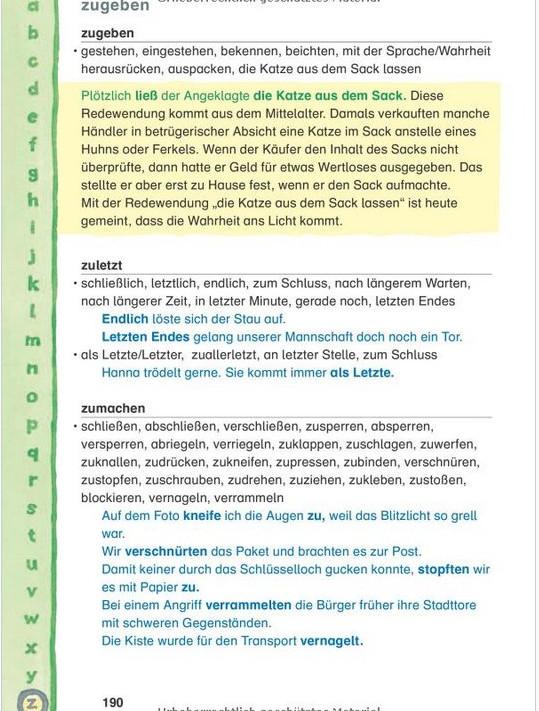 Rezension Duden Das Grundschulwörterbuch Sag Es Besser Synonyme