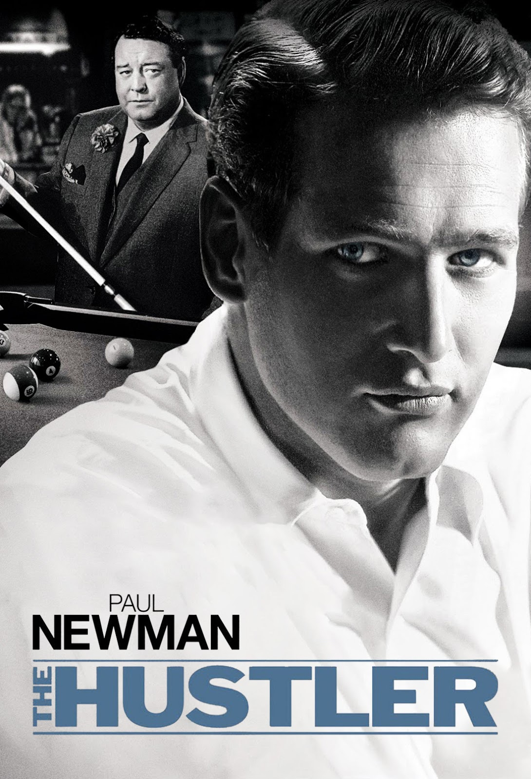 photos the hustler paul newman