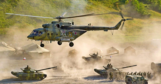 Don't mess with Donbass: Massive Russian military drills send warning to Ukraine