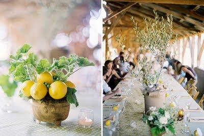 Bouquet Sposa Con Zagare.7 Idee Per Delle Composizioni Con Limoni Organizzazione