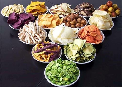 17 Cemilan atau Makanan Yang Mengandung Serat Tinggi