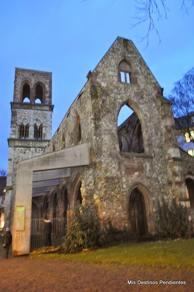 Iglesia de San Cristobal (Maguncia, Alemania)