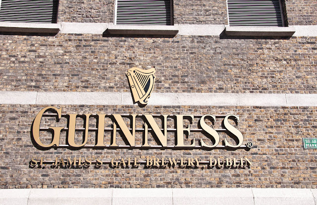 Citytrip Irlande - Dublin - Guinness Store House