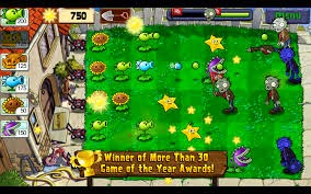 plants vs zombies cho android